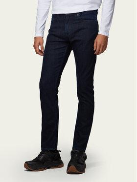 Boss Boss Slim fit džínsy Delaware BC-C ROYAL 50389671 Tmavomodrá Slim Fit