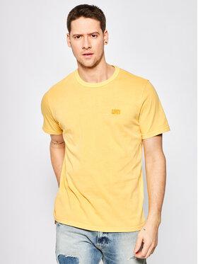 Levi's® Levi's® T-Shirt Authentic Crewneck Tee 86592-0002 Žlutá Relaxed Fit