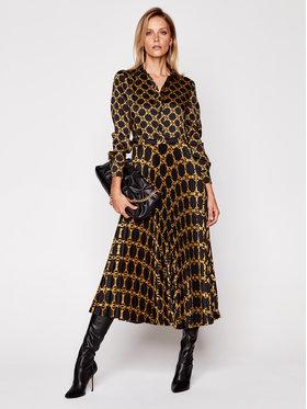 TwinSet TwinSet Sukienka koszulowa 202TT2213 Kolorowy Regular Fit