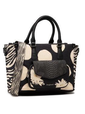 Desigual Desigual Τσάντα 21SAXA73 Μαύρο