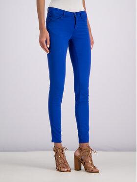 Guess Guess Pantaloni di tessuto W93AJ2 W77R0 Blu Regular Fit