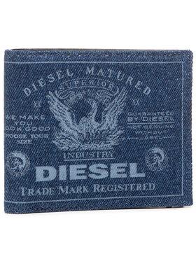 Diesel Diesel Голям мъжки портфейл Hiresh S X07728 P1730 Тъмносин
