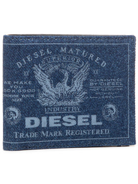 Diesel Diesel Veľká pánska peňaženka Hiresh S X07728 P1730 Tmavomodrá