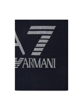 EA7 Emporio Armani EA7 Emporio Armani Šál 285381 0A120 07821 Čierna
