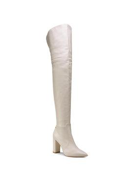 Elisabetta Franchi Elisabetta Franchi Stivali sopra il ginocchio SA-59B-07E2-V689 Beige