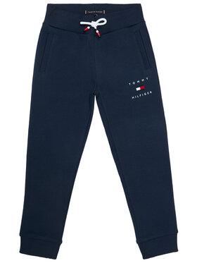 TOMMY HILFIGER TOMMY HILFIGER Παντελόνι φόρμας Logo KB0KB06168 M Σκούρο μπλε Regular Fit
