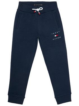 TOMMY HILFIGER TOMMY HILFIGER Teplákové kalhoty Logo KB0KB06168 M Tmavomodrá Regular Fit