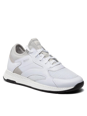 Boss Boss Sneakers Titanium 50462797 10236822 01 Alb
