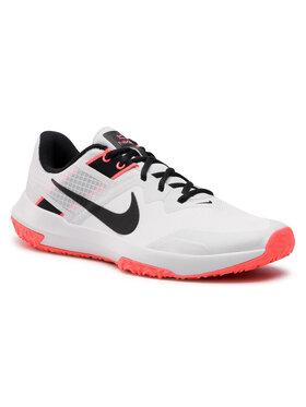 NIKE NIKE Обувки Varsity Compete Tr 3 CJ0813 100 Бял