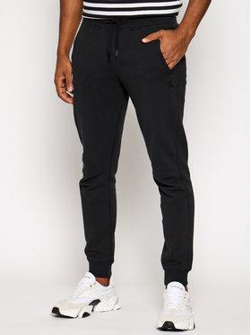 Calvin Klein Jeans Calvin Klein Jeans Teplákové kalhoty J20J215202 Černá Relaxed Fit