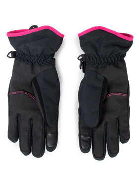 Roxy Roxy Lyžařské rukavice ERJHN03131 Černá