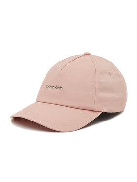 Calvin Klein Calvin Klein Šiltovka Bb Cap K60K608207 Ružová