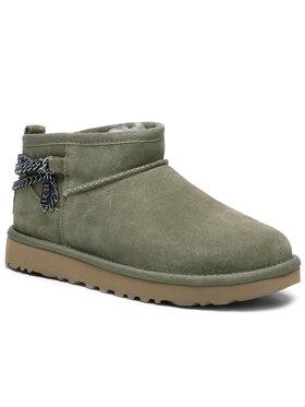 Ugg Ugg Обувки W Classic Ultra Miini Chans 1117933 Зелен