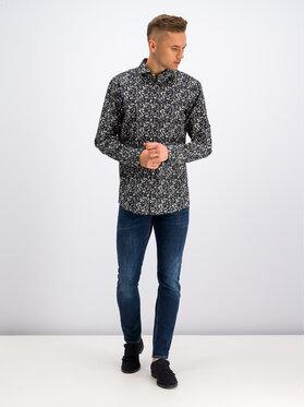JOOP! Jeans Joop! Jeans Marškiniai 30017023 Žalia Regular Fit