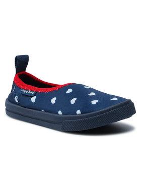 Playshoes Playshoes Tenisówki 174601 Granatowy