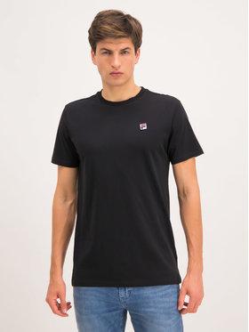 Fila Fila T-Shirt Seamus 682393 Czarny Regular Fit