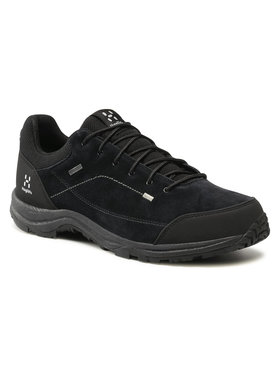 Haglöfs Haglöfs Παπούτσια πεζοπορίας Krusa Gt Men GORE-TEX 497980 Μαύρο