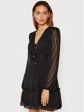 Guess Guess Sukienka koktajlowa Petra W1YK0K WDW10 Czarny Regular Fit