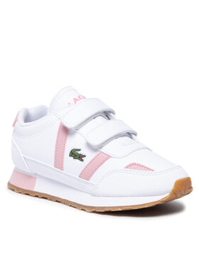 Lacoste Lacoste Сникърси Partner 0121 1 Suc 7-42SUC00011Y9 Бял