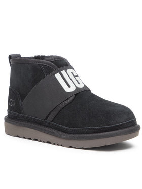 Ugg Ugg Pantofi K Neumel II Graphic 1110703K Negru