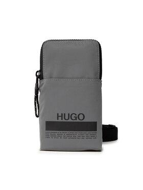 Hugo Hugo Geantă crossover Record Sp 50460685 10238253 01 Gri