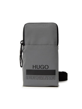 Hugo Hugo Мъжка чантичка Record Sp 50460685 10238253 01 Сив