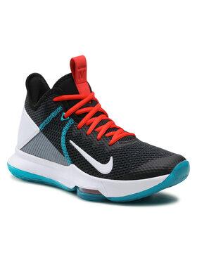 Nike Nike Обувки Lebron Witness IV BV7427 005 Черен