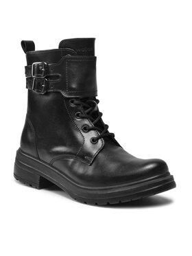 Wojas Wojas Turistická obuv 64028-51 Černá