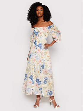 Billabong Billabong Sukienka letnia Dreamer W3DR27 BIP1 Kolorowy Regular Fit