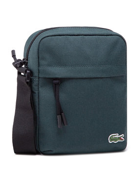Lacoste Lacoste Borsellino Vertical Camera Bag NH2102NE Verde