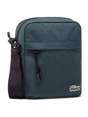 Lacoste Lacoste Válltáska Vertical Camera Bag NH2102NE Zöld