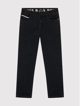 Boss Boss Дънки J24729 S Черен Slim Fit