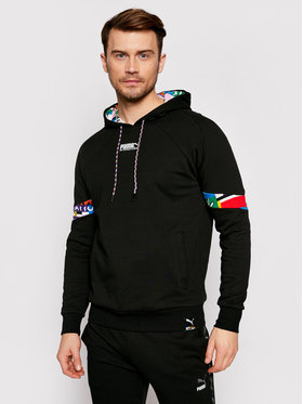 Puma Puma Sweatshirt International 531063 Schwarz Regular Fit