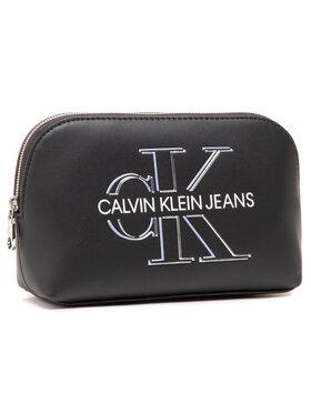 Calvin Klein Jeans Calvin Klein Jeans Kozmetická taštička Cosmetic Pouch Glow K60K607632 Čierna