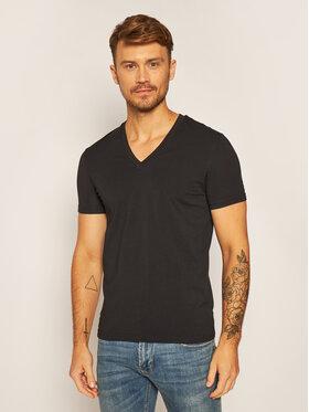 Dsquared2 Underwear Dsquared2 Underwear 2er-Set T-Shirts DCX450030 Schwarz Regular Fit