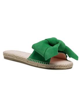 Manebi Manebi Espadrilės Sandals With Bow M 3.7 J0 Žalia