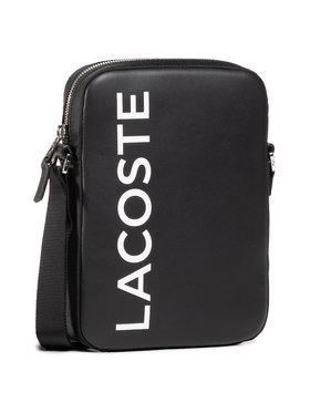 Lacoste Lacoste Ľadvinka M Vertical Camera Bag NH2933IA Čierna