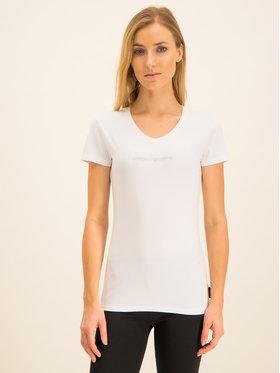 Emporio Armani Underwear Emporio Armani Underwear T-Shirt 163321 CC317 00010 Biały Slim Fit