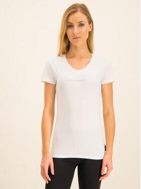 Emporio Armani Underwear Emporio Armani Underwear Tricou 163321 CC317 00010 Alb Slim Fit