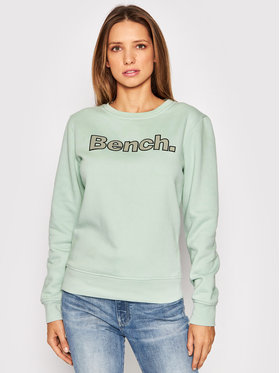 Bench Bench Bluză Raina 117363 Verde Regular Fit