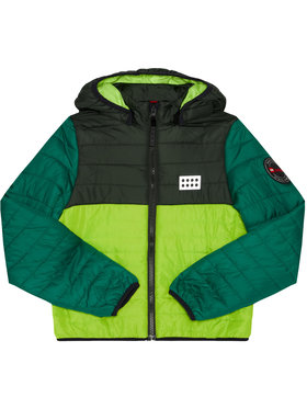 LEGO Wear LEGO Wear Doudoune LwJoshua 606 22922 Vert Regular Fit