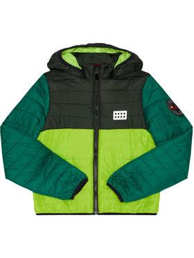 LEGO Wear LEGO Wear Geacă din puf LwJoshua 606 22922 Verde Regular Fit