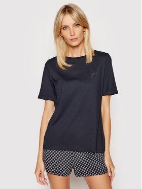 Joop! Joop! T-Shirt 642002 Granatowy Relaxed Fit