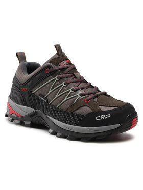 CMP CMP Trekkingi Rigel Low Trekking Shoe Wp 3Q54457 Zielony
