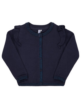Primigi Primigi Πουλόβερ Glam Winter 44142505 Σκούρο μπλε Regular Fit