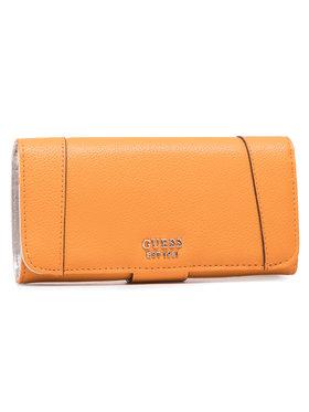 Guess Guess Velká dámská peněženka Naya (VG) Slg SWVG78 81590 Oranžová