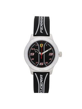 Scuderia Ferrari Scuderia Ferrari Часовник Academy 810024 Черен