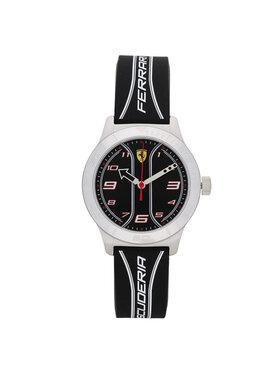 Scuderia Ferrari Scuderia Ferrari Ρολόι Academy 810024 Μαύρο