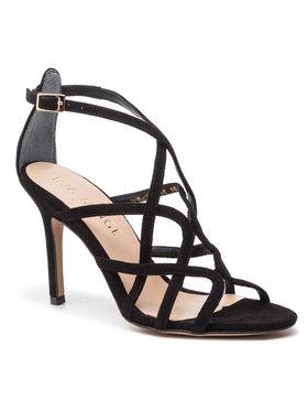 Eva Minge Sandále EM-04-05-000062 Čierna