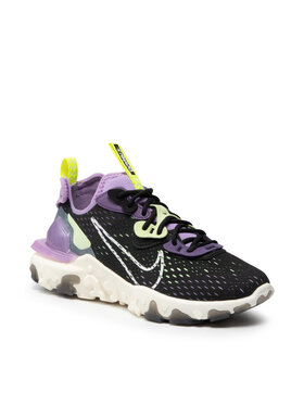 Nike Nike Взуття Nsw React Vision CI7523 002 Чорний